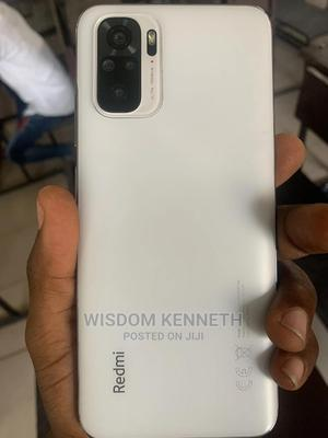 New Xiaomi Redmi Note 10 128 GB White   Mobile Phones for sale in Rivers State, Port-Harcourt