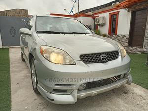 Toyota Matrix 2004 Silver | Cars for sale in Lagos State, Ogudu