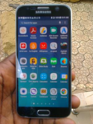 Samsung Galaxy S6 64 GB Blue   Mobile Phones for sale in Lagos State, Ikorodu