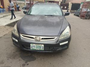 Honda Accord 2007 2.0 Comfort Blue   Cars for sale in Lagos State, Surulere