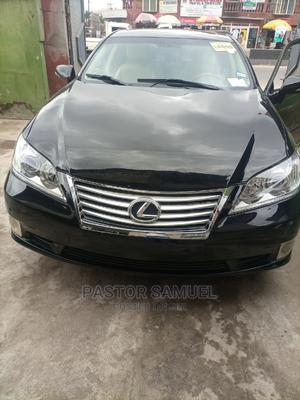 Lexus ES 2012 350 Black   Cars for sale in Lagos State, Isolo