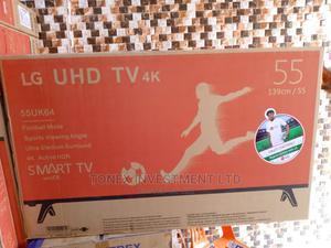 LG 55inch Led Tv | TV & DVD Equipment for sale in Lagos State, Ojo