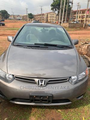 Honda Civic 2008 Gray   Cars for sale in Anambra State, Awka