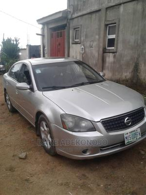 Nissan Altima 2006 2.5 Silver | Cars for sale in Lagos State, Isolo