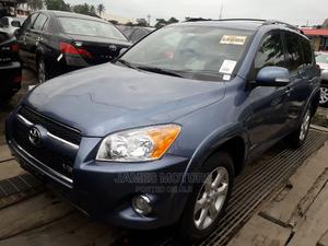 Toyota RAV4 2010 2.5 Limited 4x4 Blue | Cars for sale in Lagos State, Apapa