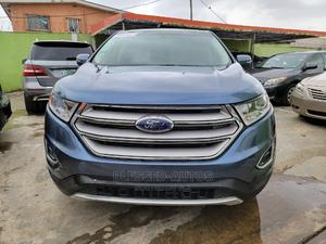 Ford Edge 2019 Titanium AWD Blue | Cars for sale in Lagos State, Ogba
