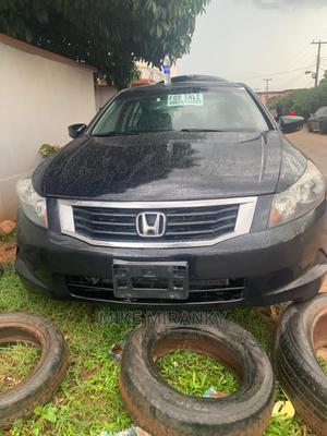 Honda Accord 2009 EX-L Black | Cars for sale in Edo State, Benin City