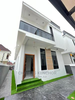 4bdrm Duplex in an Estate Ajah, Off Lekki-Epe Expressway for Sale | Houses & Apartments For Sale for sale in Ajah, Off Lekki-Epe Expressway