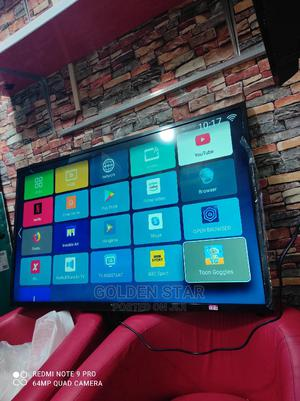Brand New LG 65''inch UHD 4K SMART TV Android Version 2 Yrs | TV & DVD Equipment for sale in Lagos State, Ikorodu