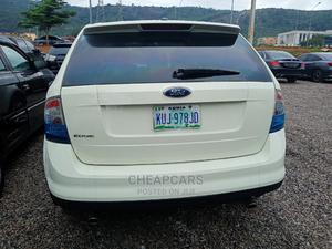 Ford Edge 2008 SE 4dr FWD (3.5L 6cyl 6A) White | Cars for sale in Abuja (FCT) State, Katampe