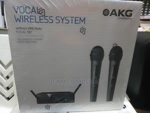 AKG Wireless Mic   Audio & Music Equipment for sale in Lagos State, Ojo