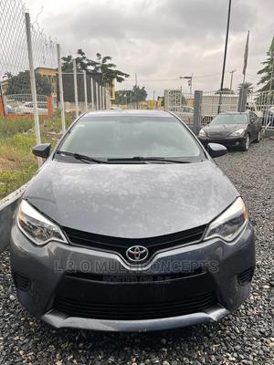 Toyota Corolla 2014 Gray | Cars for sale in Oyo State, Ibadan