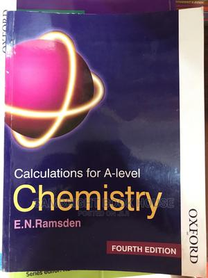 Calculations for A-Level Chemistry | Books & Games for sale in Lagos State, Surulere