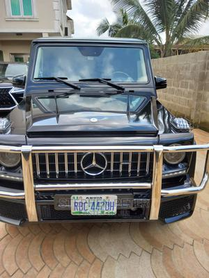 Mercedes-Benz G-Class 2009 Base G 550 AWD Black | Cars for sale in Lagos State, Ikeja