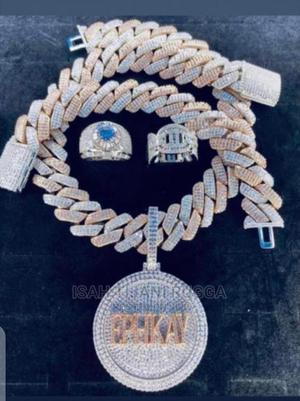 Pure 18karat VVS Diamond   Jewelry for sale in Lagos State, Yaba