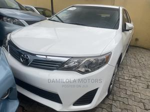Toyota Camry 2012 White | Cars for sale in Lagos State, Yaba