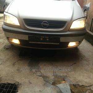 Opel Zafira 2001 Silver | Cars for sale in Lagos State, Agboyi/Ketu