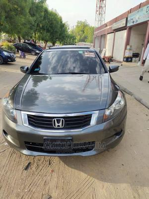 Honda Accord 2009 EX V6 Automatic Gray | Cars for sale in Abuja (FCT) State, Asokoro
