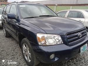 Toyota Highlander 2004 Blue | Cars for sale in Lagos State, Ikeja