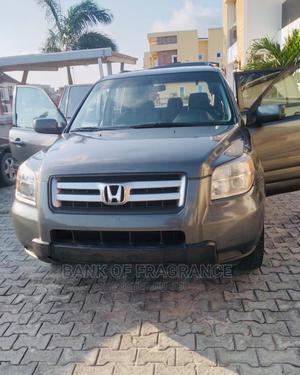 Honda Pilot 2008 Gray | Cars for sale in Lagos State, Lekki