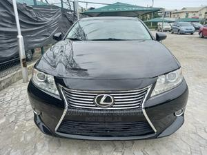 Lexus ES 2013 350 FWD Black | Cars for sale in Lagos State, Ikoyi