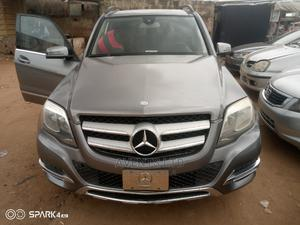 Mercedes-Benz GLK-Class 2013 Gray   Cars for sale in Lagos State, Alimosho