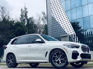 BMW X5 2019 xDrive40i AWD White | Cars for sale in Abuja (FCT) State, Central Business Dis