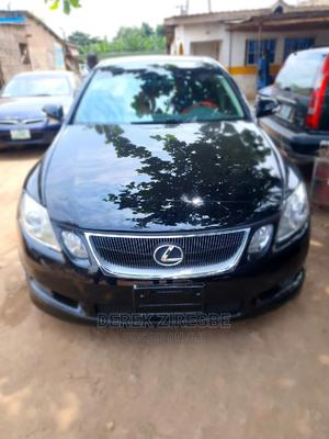 Lexus GS 2006 300 AWD Black   Cars for sale in Lagos State, Abule Egba
