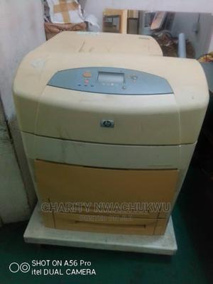 HP Laserjet 5550 DN | Printing Equipment for sale in Lagos State, Ikeja