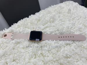Premium UK Used Series 3 38mm Iwatch GPS   Smart Watches & Trackers for sale in Lagos State, Ikeja