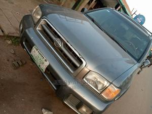 Nissan Pathfinder 2001 Automatic Green   Cars for sale in Lagos State, Ifako-Ijaiye
