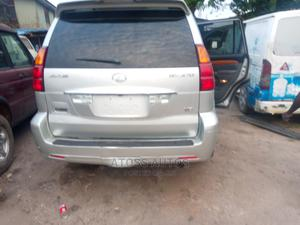 Lexus GX 2004 470 Silver | Cars for sale in Lagos State, Abule Egba