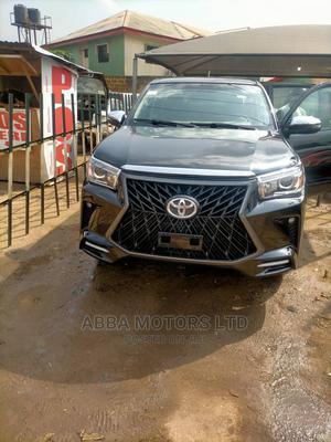 Toyota Hilux 2021 Black | Cars for sale in Akwa Ibom State, Uyo