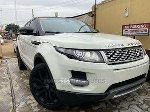 Land Rover Range Rover Evoque 2013 White   Cars for sale in Lagos State, Alimosho