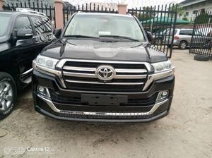Toyota Land Cruiser 2020 4.0 V6 GXR Black   Cars for sale in Lagos State, Amuwo-Odofin