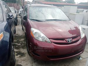 Toyota Sienna 2008 LE Red | Cars for sale in Lagos State, Ikeja
