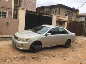 Toyota Camry 2004 Silver | Cars for sale in Lagos State, Alimosho