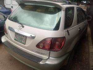 Lexus RX 2001 White   Cars for sale in Lagos State, Agege