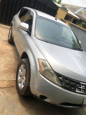Nissan Murano 2006 3.5 Silver   Cars for sale in Ogun State, Sagamu