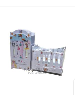 Baby Bed and Wardrop   Children's Furniture for sale in Lagos State, Lagos Island (Eko)