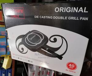 Dessini Dessini Die Casting Double Grill Pan 40cm | Kitchen & Dining for sale in Lagos State, Lagos Island (Eko)