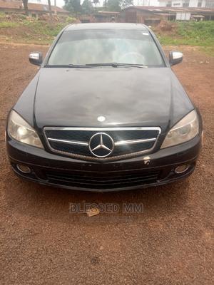 Mercedes-Benz C300 2008 Black | Cars for sale in Edo State, Ekpoma