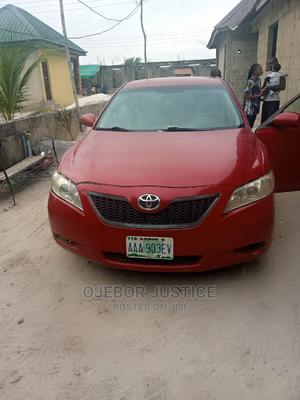 Toyota Camry 2008 2.4 LE Red | Cars for sale in Lagos State, Ibeju