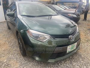 Toyota Corolla 2015 Green | Cars for sale in Lagos State, Ikeja