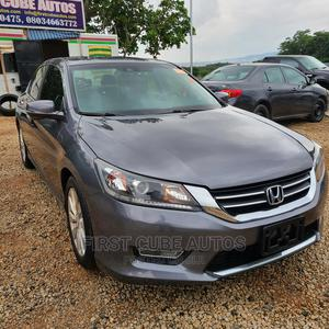 Honda Accord 2013 Gray | Cars for sale in Abuja (FCT) State, Katampe