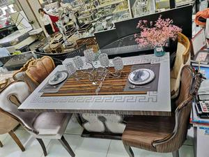 Marble Dinning Table | Furniture for sale in Lagos State, Ajah