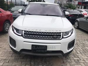 Land Rover Range Rover Evoque 2017 White | Cars for sale in Lagos State, Ikeja