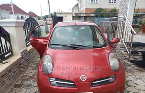 Nissan Micra 2006 160 SR Red | Cars for sale in Abuja (FCT) State, Gwarinpa