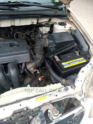 Toyota Corolla 2004 1.4 D Automatic White   Cars for sale in Lagos State, Ojodu