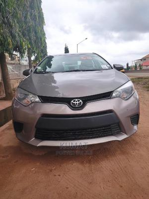 Toyota Corolla 2015 Brown   Cars for sale in Lagos State, Abule Egba